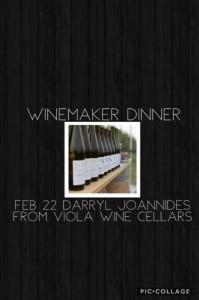 N. Mississippi restaurant features Italian-inspired winedinner